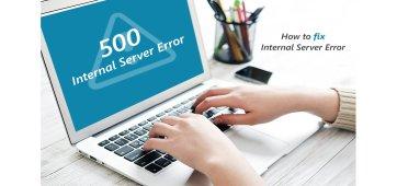 How to Fix Internal Server Error | GlowLogix