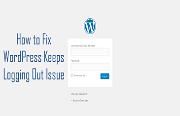 How to Fix WordPress keep logging out issue