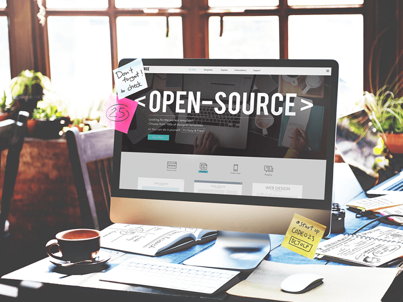 Open source wordpress