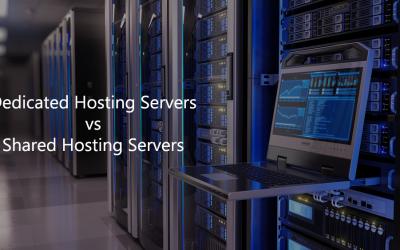 Dedicated Hosting Servers vs Shared Hosting Servers