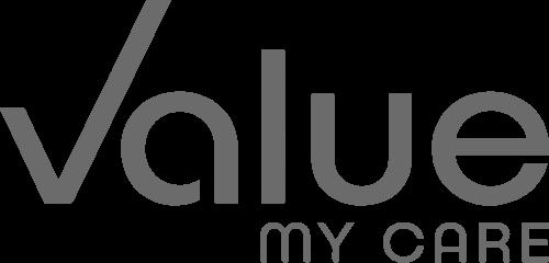 Value My Care Logo Section of Glowlogix
