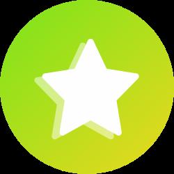 Star Logo Section of Glowlogix