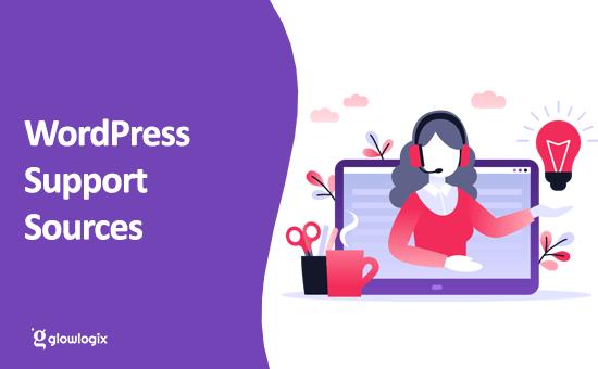 WordPress Support source