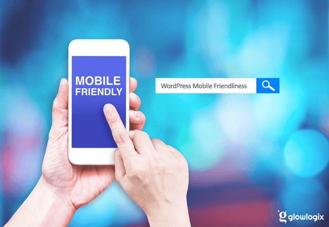 WordPress website builder Mobile friendly