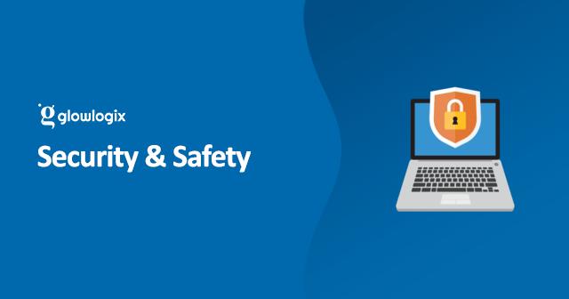 WordPress website builder Security & Safety