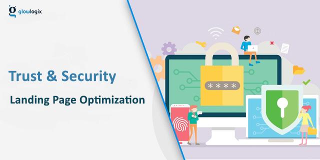 (Landing page optimization) Trust & Security