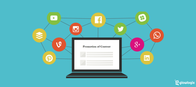 Promotion of content creation