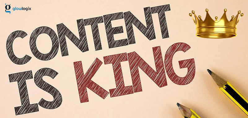 Content Creation, Content is king