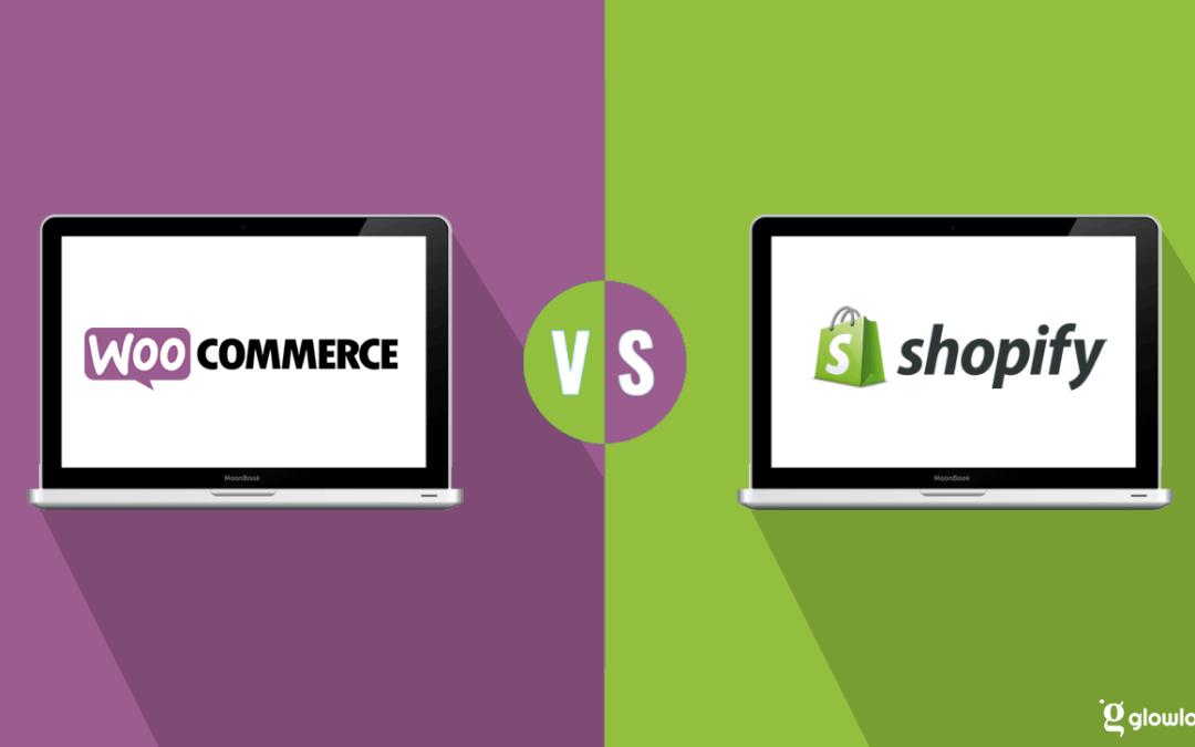 WooCommerce Vs Shopify – A Detailed Comparison (2021)