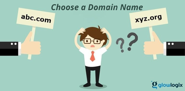 How to build a WordPress Website-Choose a Domain Name
